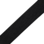 Резинка 40 мм помочная чёрный рул.25 м