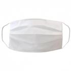 Маска защитная «Спанлейс одноразовая с носиком»  трехслойная , белый в интернет-магазине Швейпрофи.рф