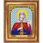 Рисунок для вышивания бисером Благовест И-5161 Св. Лидия 13,5*17 см