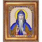 Рисунок для вышивания бисером Благовест И-5177  Св. Генадий  13,5*17 см