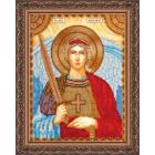 Рисунок на холсте АБРИС АРТ. АСК -010  «Св.Михаил» 17*23 см