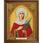 Алмазная мозаика АЖ-5012 «Икона Святая Татьяна» 22*28 см