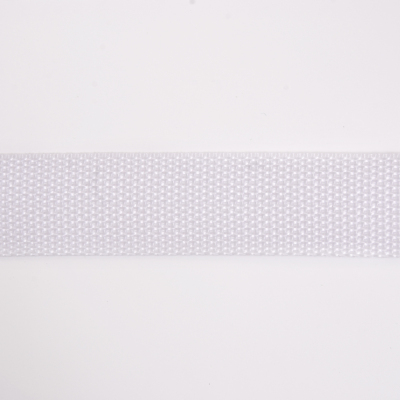 Ременная лента Китай 30 мм (рул. 100 м) бел. в интернет-магазине Швейпрофи.рф