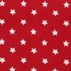 Ткань 50*50 см AR 1009 в звездочку Астра красный 7728248