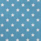 Ткань 50*50 см AR 1009 в звездочку Астра синий 7728248