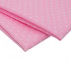 Ткань 50*50 см AR 1012 мелкий рис. 397-10 розовый 7728249