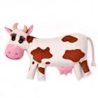 Набор для шитья Кукла Перловка из ткани КП-209 «Кофейная коровка»(серия Кофейная) 558758