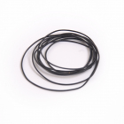 Проволока декоративная (канитель) д.1,0 мм (уп. 5 гр) жесткая (EMB-1443 черный)