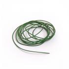Проволока декоративная (канитель) д.1,0 мм (уп. 5 гр) жесткая (EMBGW-06591 зеленый)