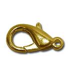 Застежка для бус Zlatka DB-01 карабин золото