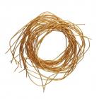 Проволока декоративная (трунцал) д.0,5 мм EMBFW4960 мягкая солнечное золото (уп 5 гр) 557134