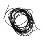 Проволока декоративная (трунцал) д.0,5 мм EmbKR5227 мягкая черная матовая (уп 5 гр) 557134