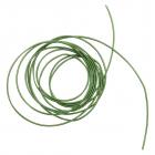 Проволока декоративная (трунцал) д.1,0 мм КЖ008НН01 жесткая зеленый (уп 5 гр)