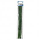 Проволока флорист. 30 см 62220079  0,60 мм (уп. 65 шт.) зеленый