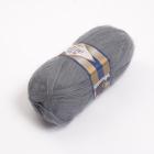 Пряжа Ангора реал 40 (Angora Real 40), 100 г / 480 м, 087 серый