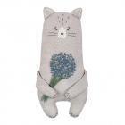 Набор текстильная игрушка  Miadolla АТ-0241 «Арома Котик» 15 см