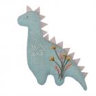 Набор текстильная игрушка  Miadolla АТ-0293 «Арома Динозаврик» 14*13 см