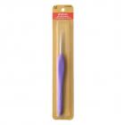 Крючок вязальный 24R20X с прорезин. ручкой  2.0 мм 7728338