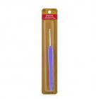 Крючок вязальный 24R25X с прорезин. ручкой  2.5 мм 7728339