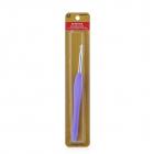 Крючок вязальный 24R45X с прорезин. ручкой  4.5 мм 7728343