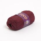 Пряжа Коко Вита (Coco Vita Cotton), 50 г / 240 м, 4332 бордо