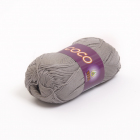 Пряжа Коко Вита (Coco Vita Cotton), 50 г / 240 м, 4333 серый
