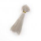 Волосы для кукол (трессы) Элит В-50 см L-15 см TBY66892 пепельный