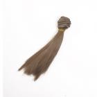 Волосы для кукол (трессы) Элит В-50 см L-15 см TBY66892 т.русый