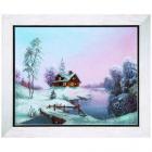 Набор для вышивания Чаривна Мить №070 РК «Морозное утро» 34*27 см