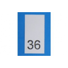 Размерники в пакетике (уп. 100 шт.) №36 белый
