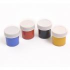 Краски акриловые для ткани ОЛ.2261 4цв. 22мл