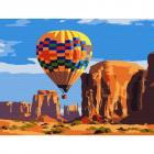 Набор для раскрашивания Molly KH0786 «Воздушный шар» 15*20 см