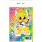 Набор для творчества Клевер АБ 23-204 «Солнечный котик» (открытка)  50898