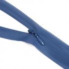 Молния Т3 потайная 50 см 218 S джинсовый