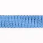 Шнур плоский 06с2341 шир.12 мм (уп 50 м) голубой