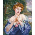 Набор для вышивания Алиса 4-10 «Вечерние грезы» 30*37 см