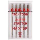 Иглы быт. маш. ORGAN супер стрейч №90 (уп. 5 шт.)