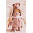 Набор текстильная игрушка АртУзор «Мягкая кукла Мика» 904799 30 см