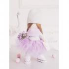 Набор текстильная игрушка АртУзор «Мягкая кукла Молли» 613271 21 см