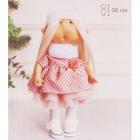 Набор текстильная игрушка АртУзор «Мягкая кукла Моника» 613274 30 см