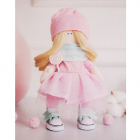 Набор текстильная игрушка АртУзор «Мягкая кукла Сара» 613273 21 см