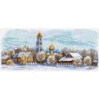Рисунок на канве МП (24*47 см) 1626 «Сергиев Посад»