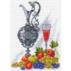 Рисунок на канве МП (37*49 см) 1610 «Молодое вино»