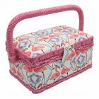 Шкатулка LY1633S  «Фламинго» 7726551 18*12*9,5 см