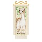 Набор для вышивания Риолис №1890 «Альпака» 15*31 см