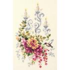 Набор для вышивания Чудесная Игла  №100-201 «Праздничный этюд» 17*27 см