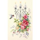 Набор для вышивания Чудесная Игла  №100-202 «Торжественный этюд» 17*27 см