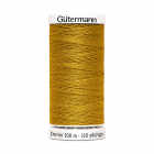 Нитки п/э GUTERMAN DENIM №50  100 м для джинсовой ткани 700160 (7726582) цв. горчица №1970