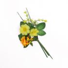 Декор H31-7037 букетик «С жёлтыми цветами» 7714192