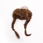 Волосы для кукол QS-6 11-12 см 7709505 каштановый